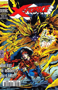 Cover Thumbnail for X-Force (Semic S.A., 1992 series) #23