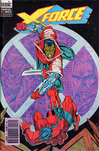 Cover Thumbnail for X-Force (Semic S.A., 1992 series) #2