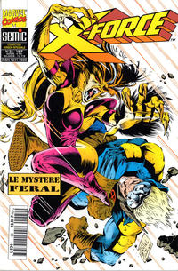 Cover Thumbnail for X-Force (Semic S.A., 1992 series) #22
