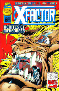 Cover Thumbnail for X-Factor (Panini France, 1997 series) #50