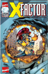 Cover Thumbnail for X-Factor (Panini France, 1997 series) #53