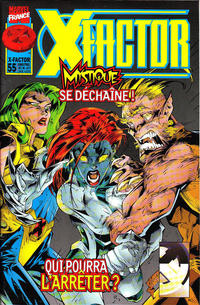Cover Thumbnail for X-Factor (Panini France, 1997 series) #55