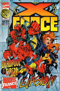 Cover Thumbnail for X-Force (Panini France, 1997 series) #27