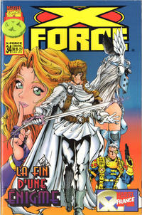 Cover Thumbnail for X-Force (Panini France, 1997 series) #34