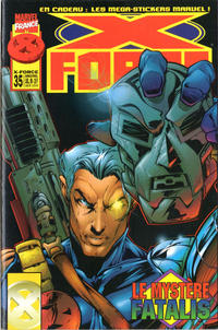 Cover Thumbnail for X-Force (Panini France, 1997 series) #35