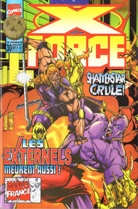 Cover Thumbnail for X-Force (Panini France, 1997 series) #30