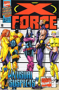Cover Thumbnail for X-Force (Panini France, 1997 series) #31