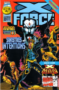 Cover Thumbnail for X-Force (Panini France, 1997 series) #32