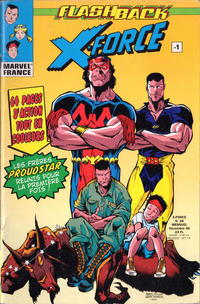 Cover Thumbnail for X-Force (Panini France, 1997 series) #38