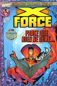 Cover Thumbnail for X-Force (Panini France, 1997 series) #39