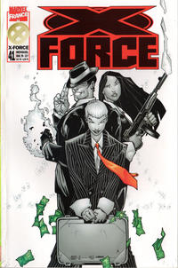 Cover Thumbnail for X-Force (Panini France, 1997 series) #41