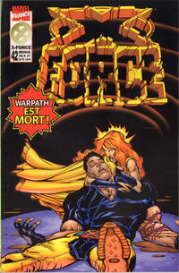 Cover Thumbnail for X-Force (Panini France, 1997 series) #42