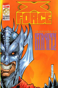 Cover Thumbnail for X-Force (Panini France, 1997 series) #43