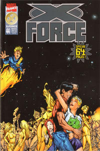 Cover Thumbnail for X-Force (Panini France, 1997 series) #44