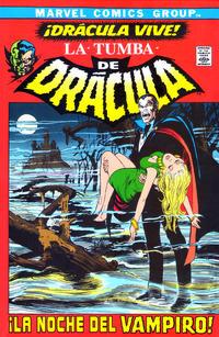 Cover Thumbnail for Biblioteca Drácula. La Tumba de Drácula (Panini España, 2020 series) #1 - ¡Drácula Vive!