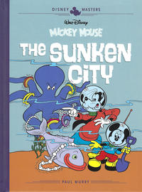 Cover Thumbnail for Disney Masters (Fantagraphics, 2018 series) #13 - Walt Disney's Mickey Mouse: The Sunken City