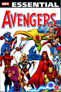 Cover Thumbnail for Essential Avengers (Marvel, 1999 series) #9