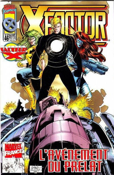 Cover for X-Factor (Panini France, 1997 series) #46