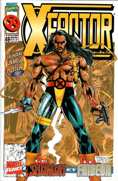 Cover for X-Factor (Panini France, 1997 series) #49