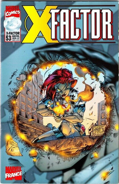 Cover for X-Factor (Panini France, 1997 series) #53