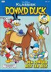 Cover for Klassisk Donald Duck (Hjemmet / Egmont, 2016 series) #27 - Den som ler hest ler best