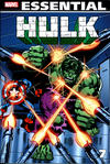 Cover for Essential Hulk (Marvel, 1999 series) #7