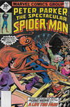 Cover for The Spectacular Spider-Man (Marvel, 1976 series) #11 [Whitman]