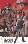 Cover Thumbnail for The Walking Dead Deluxe (2020 series) #2 [Charlie Adlard Connecting Cover]