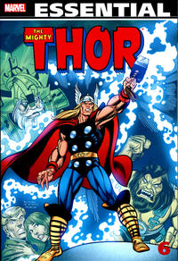 Cover Thumbnail for Essential Thor (Marvel, 2001 series) #6