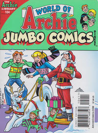 Cover Thumbnail for World of Archie Double Digest (Archie, 2010 series) #104