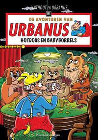 Cover Thumbnail for De avonturen van Urbanus (Standaard Uitgeverij, 1996 series) #191 - Hotdogs en babyborrels