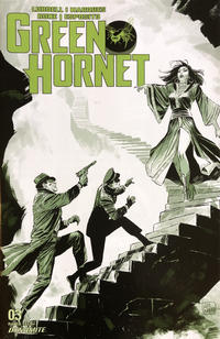 Cover Thumbnail for Green Hornet (Dynamite Entertainment, 2020 series) #3