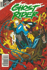 Cover Thumbnail for Ghost Rider (Semic S.A., 1991 series) #8