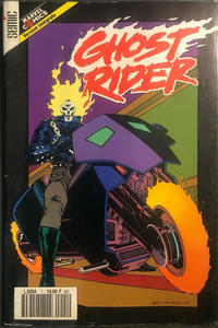 Cover Thumbnail for Ghost Rider (Semic S.A., 1991 series) #1