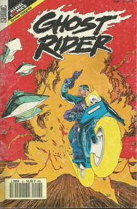 Cover Thumbnail for Ghost Rider (Semic S.A., 1991 series) #4