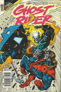 Cover Thumbnail for Ghost Rider (Semic S.A., 1991 series) #13