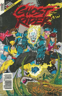 Cover Thumbnail for Ghost Rider (Semic S.A., 1991 series) #15