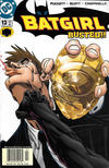Cover for Batgirl (DC, 2000 series) #13 [Newsstand]