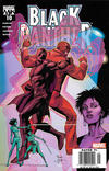 Cover for Black Panther (Marvel, 2005 series) #10 [Newsstand]