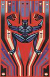 Cover Thumbnail for Avengers (2018 series) #38 (738) [Jeffrey Veregge 'Black Panther' Variant]