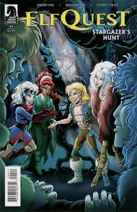 Cover Thumbnail for ElfQuest: Stargazer's Hunt (Dark Horse, 2019 series) #4