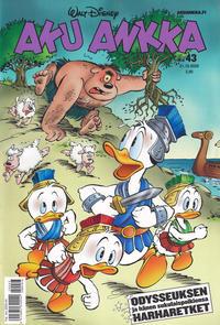 Cover Thumbnail for Aku Ankka (Sanoma, 1951 series) #43/2020