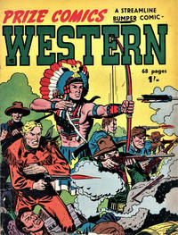 Cover Thumbnail for Prize Comics Western Bumper Comic (Streamline, 1958 ? series)