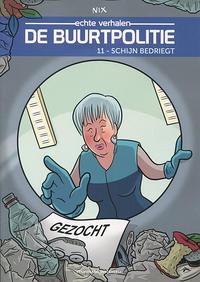 Cover Thumbnail for De buurtpolitie (Standaard Uitgeverij, 2017 series) #11 - Schijn bedriegt