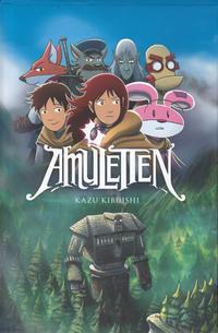 Cover Thumbnail for Amuletten boks (Fontini Forlag, 2019 series)
