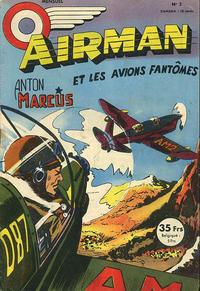 Cover Thumbnail for Airman (SNPI (Société Nationale de Presse Illustrée), 1953 series) #2