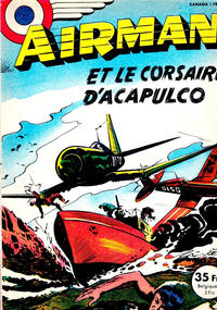 Cover Thumbnail for Airman (SNPI (Société Nationale de Presse Illustrée), 1953 series) #3