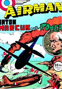 Cover Thumbnail for Airman (SNPI (Société Nationale de Presse Illustrée), 1953 series) #4