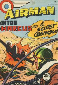 Cover Thumbnail for Airman (SNPI (Société Nationale de Presse Illustrée), 1953 series) #5