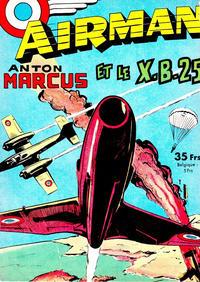 Cover Thumbnail for Airman (SNPI (Société Nationale de Presse Illustrée), 1953 series) #7